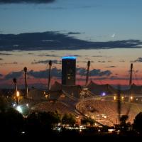 Grönemeyer im Olympiastadion
