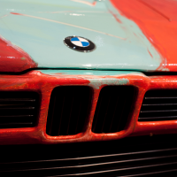 BMW M1 – Andy Warhol Edition