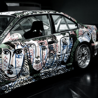 BMW M3 GTR – Sandro Chia