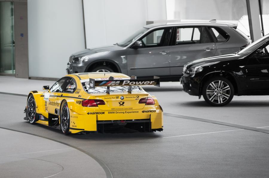DTM 2013 CAR LAUNCH