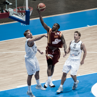 Basketball Länderspiel Deutschland – Mazedonien