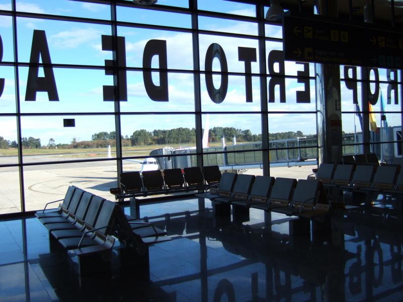 Flughafen Oviedo